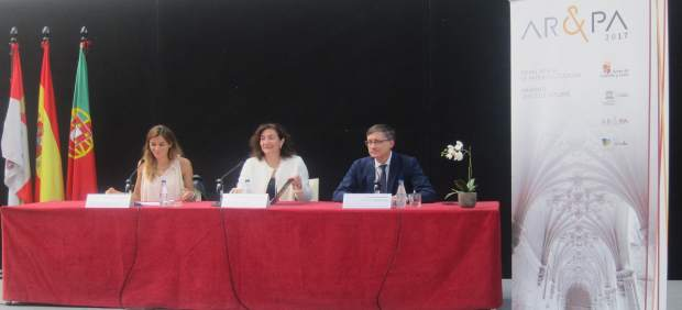 Valladolid. Presentación De La Bienal Arpa