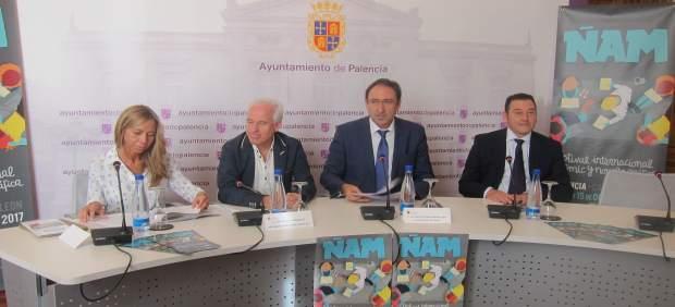 Palencia: Presentación Del Festival ÑAM
