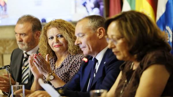 IX Encuentro de Casas Regionales en Sevilla