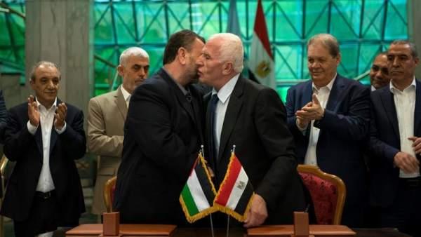 Reconciliación palestina