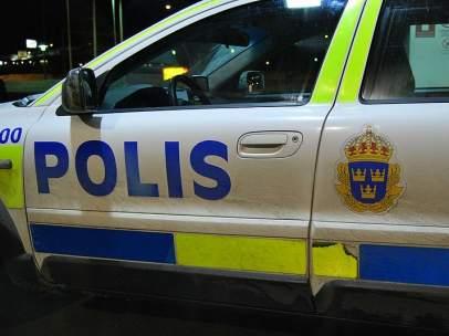 Policía de Suecia