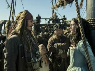Saga 'Piratas del Caribe'