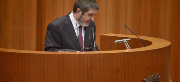 El procurador Manuel Mitadiel.