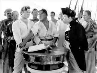 'La tragedia de la Bounty' (1935)