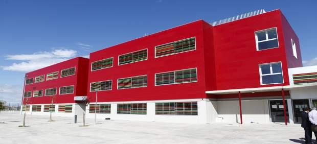 Colegio Zaragoza Sur, nuevo centros preferentes TEA en la Comunidad