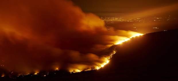 Incendio en Chantada, Lugo