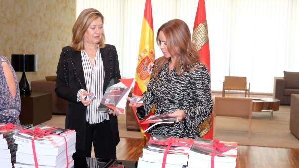 Del Olmo entrega a Clemente las cuentas de 2018