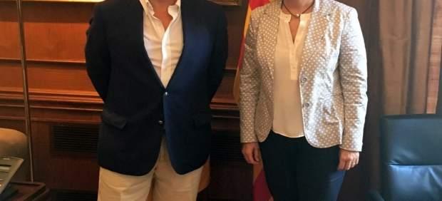 Maria Salom y Javier Cuesta