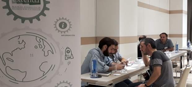 Foto Y Nota De Prensa: Extenda Organiza Un Encuentro Internacional Entre 12 Firm