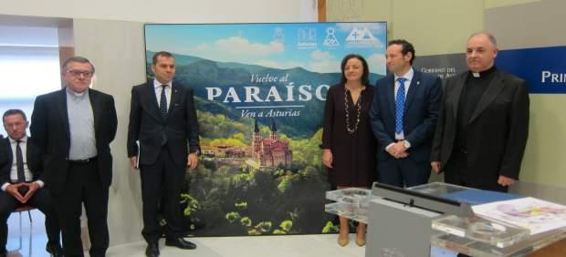Presentación actos conmemorativos Covadonga 2018