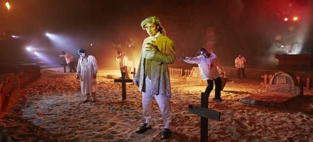 Espectáculos de PortAventura World en Halloween