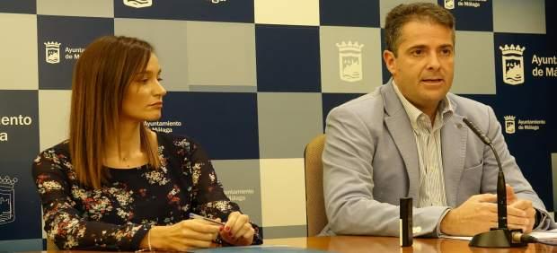 Carlos Conde en Rueda de prensa