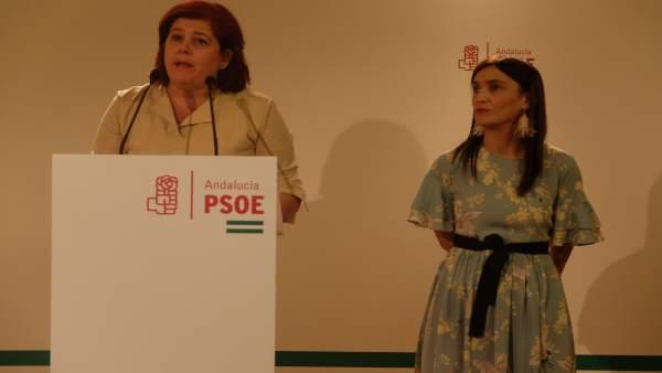 Elvira Ramón y Olga Manzano analizan los presupuestos andaluces de 2017