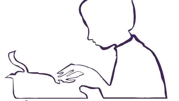 Cartel de la celebración del Día de las Escritoras