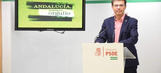 Cristóbal Fernández. PSOE Málaga.