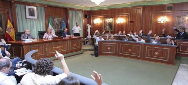 Pleno Marbella. Octubre 2017
