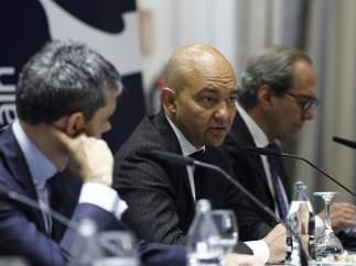 El consejo de administración de Aena nombra a Jaime García-Legaz nuevo presidente