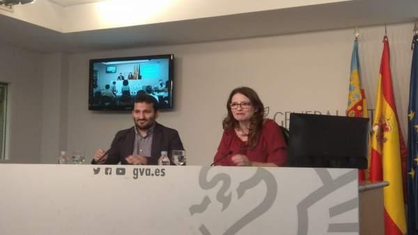 """Marzà acusa el PP de """"profund desconeixement"""" del que passa en aules i de demanar la seua dimissió des del primer minut"""