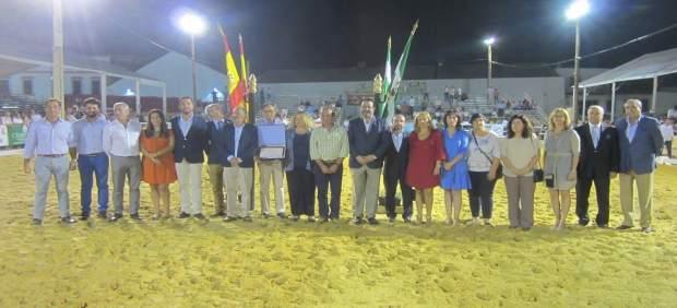 Inaugurado en Carmona el Campeonato de España de Doma Vaquera