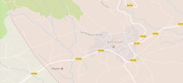 Término municipal de Beniarrés