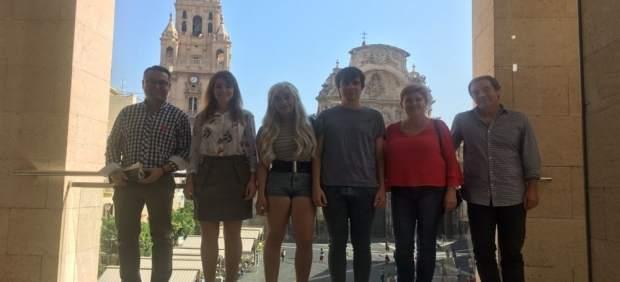 Merino en Tejiendo Redes en Murcia