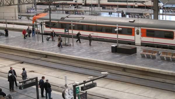 Estación Delicias De Zaragoza