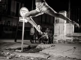 Fotografía de Natxo Bassols incluida en 'Time Up Cuba'