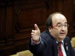Iceta se reunió con Puigdemont en vísperas de reunión del Gobierno para 155