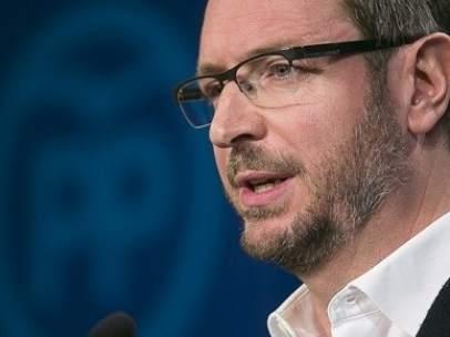 Vicesecretario de Política Social y Sectorial del PP, Javier Maroto