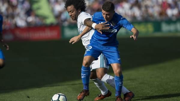 Getafe-Real Madrid