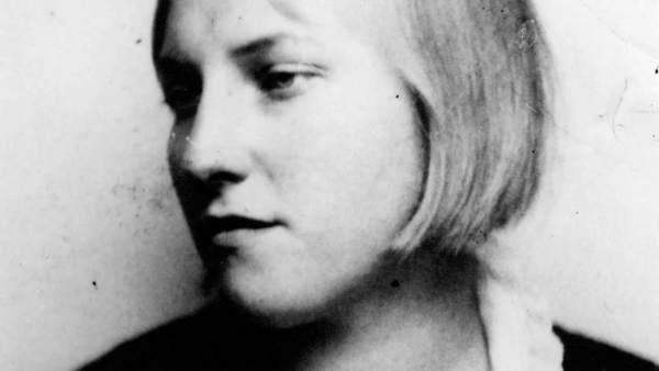 Retrato de Marie-Thérèse Walter