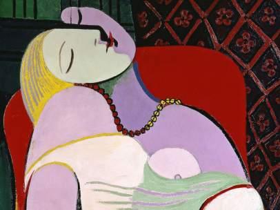 El sueño, 1932 de Pablo Picasso