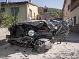 Accidente en Girona