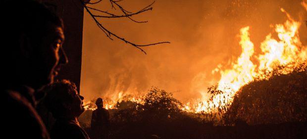 Hasta cuatro tipos de seguros indemnizarán a los afectados por los incendios de Galicia