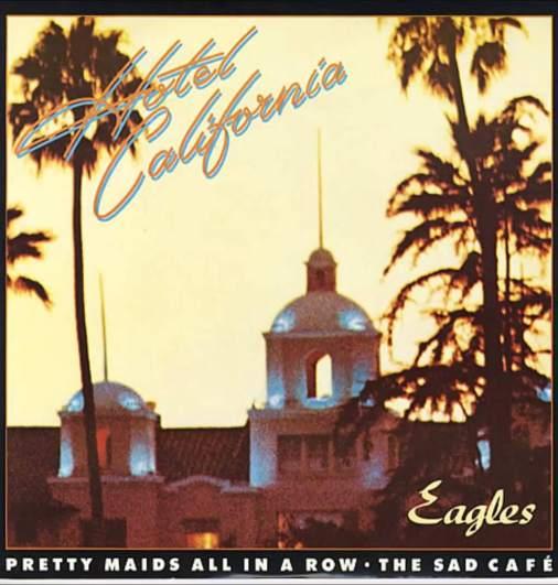 Eagles reeditarán por primera vez 'Hotel California' con extras