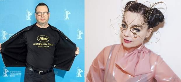 Lars Von Trier y Björk