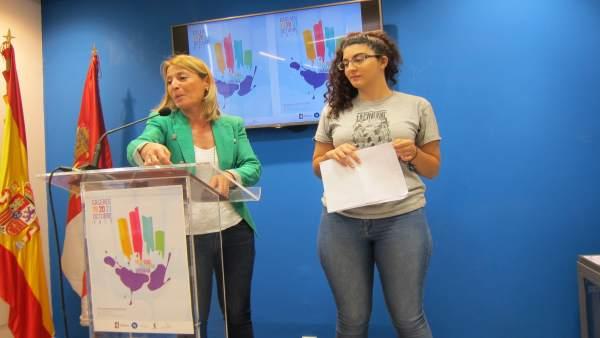Presentación del V Festival de Cultura Urbana de Cáceres