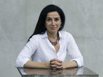 Cristina López Barrio, finalista del premio Planeta 2017.