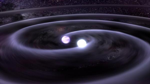 Dos Estrellas De Neutrones