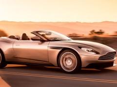 Aston Martin DB11 Volante, elegancia descapotable