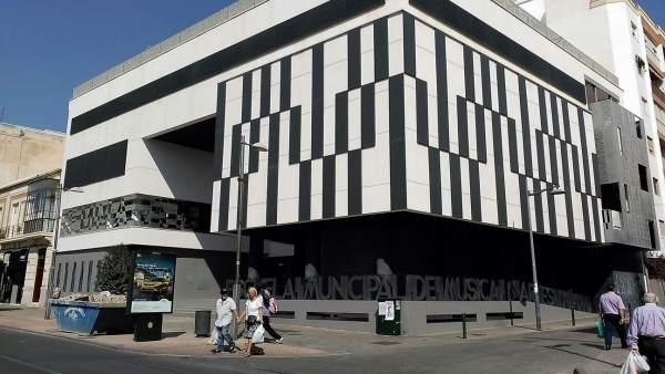 La Escuela Municipal de Música y Artes (EMMA) de Almería