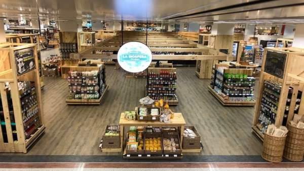8f4a187528d El Corte Inglés abre la mayor oferta de productos ecológicos con un  supermercado en Mijas