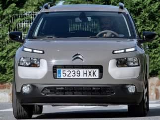 Citroën, más agradable en la conducción