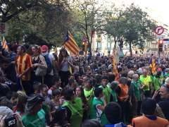 Los medios internacionales cambian el discurso sobre Cataluña