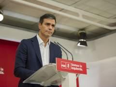 """El PSOE aplaza las críticas al Gobierno pese al """"coste"""" de apoyar el 155"""