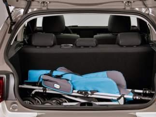 Nissan, mayor capacidad para el maletero