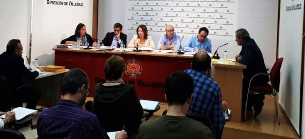 Comisión de Investigación de Meseta Ski en la Diputación de Valladolid