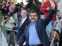 """Jordi Sànchez pide el cambio de módulo en Soto del Real tras gritarle un preso """"viva España"""""""