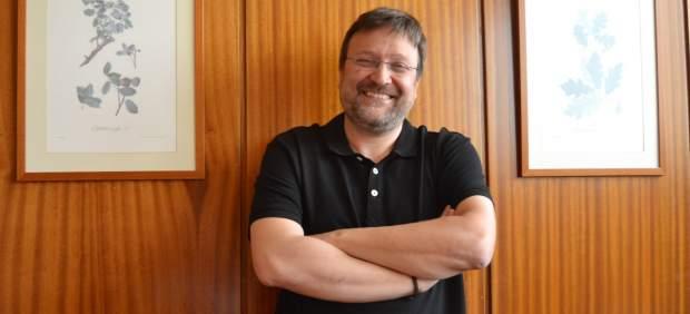 Juan Picos Martín, director de la Escuela de Ingeniería Forestal de la Universidad de Vigo