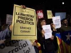 La ANC convoca protestas contra la prisión de Sánchez y Cuixart